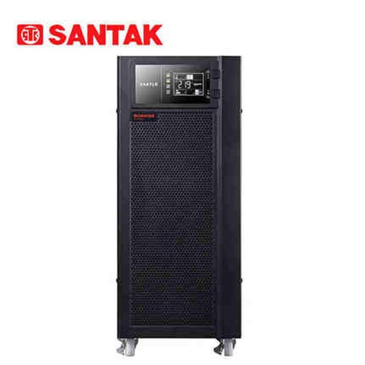 深圳山特UPS电源 山特C6KS 6KVA/5400W 内置电池 高频在线式稳压电源