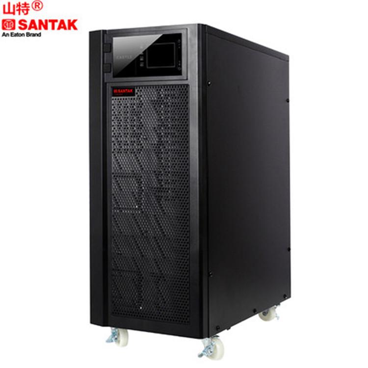 深圳山特UPS电源 山特C10KS 10KVA/900W 外置电池192V 在线式UPS不间断电源