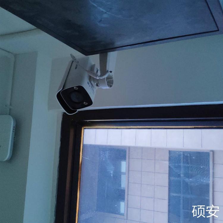 监控安装厂家 硕安 家用监控摄像机