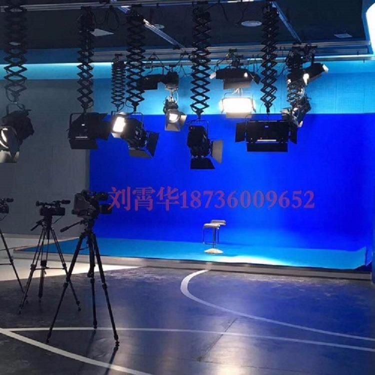 气象台演播室工程设计 北京直播虚拟演播室搭建 耀诺