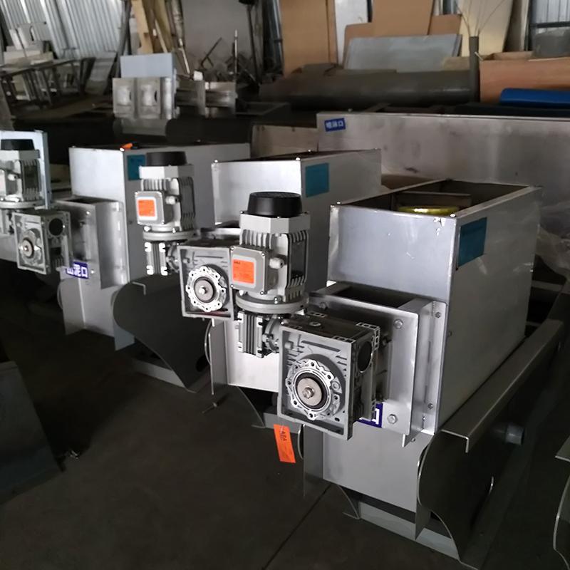 万洁环保叠螺机131 鸭粪污泥处理设备叠螺脱水机 厂家直卖