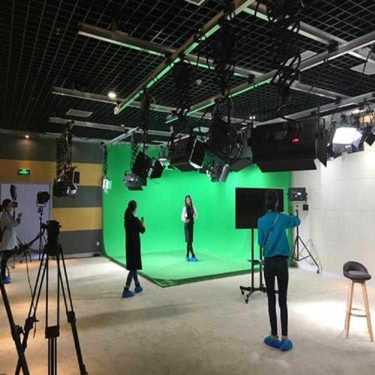 耀诺 虚拟演播室厂家 融媒体演播室 演播室工程设计