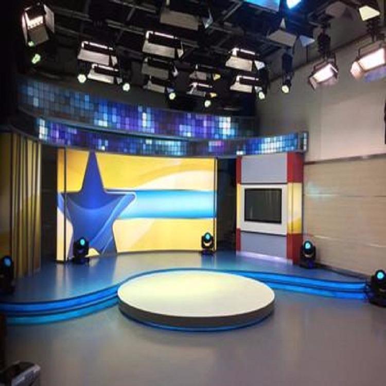 河北演播室工程价格 质量好 广电台演播室工程 耀诺