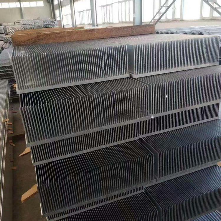揭阳led筒灯散热器 铝型材定做 航昱铝业 铝材散热器