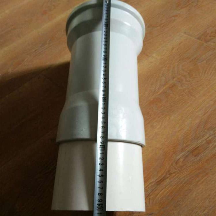 生产供应塑料泄水管 铁路专用PVC泄水管宇哲