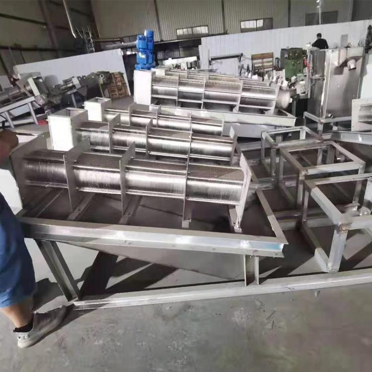 叠螺脱水机DL303叠螺机污泥脱水机品质价格优惠