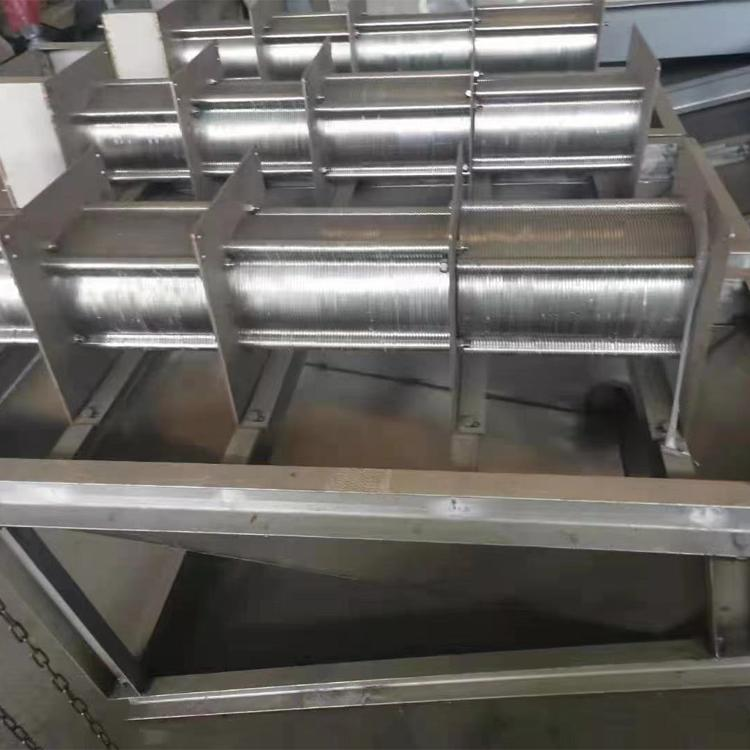 源头工厂 叠螺式污泥脱水机叠螺式污泥脱水机 叠螺机