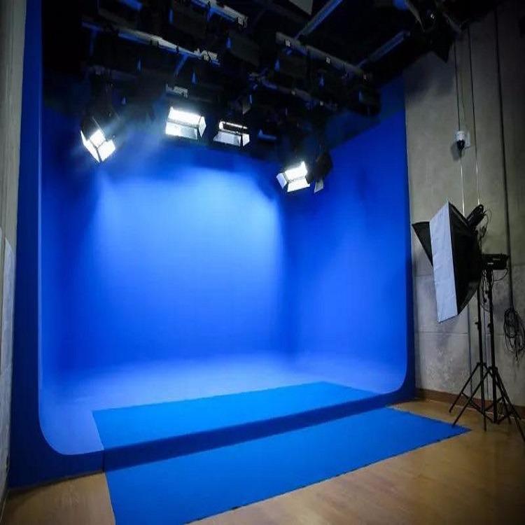 融媒体演播室 虚拟演播室 耀诺 演播室工程精装修厂家