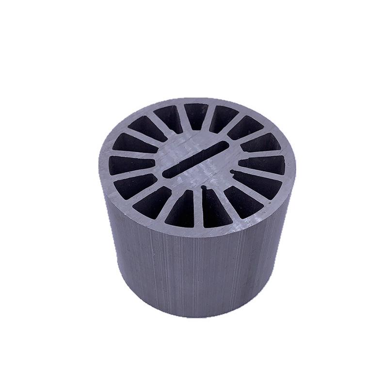 上海 兴浍丰工业铝材厂家 拉丝氧化铝材散热器 汽车散热器喷砂