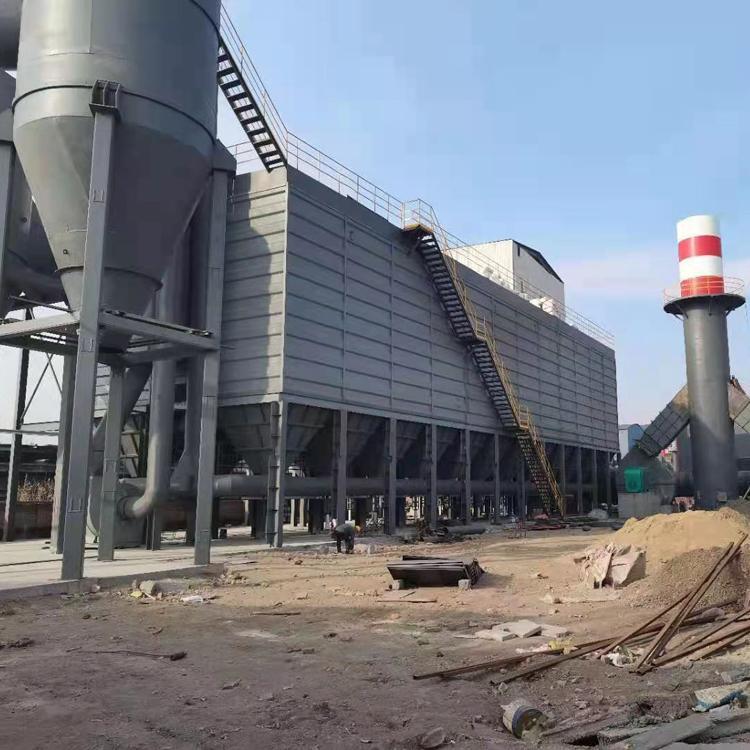 丰硕厂家供应 脉冲布袋除尘器 锅炉布袋除尘器 布袋除尘器