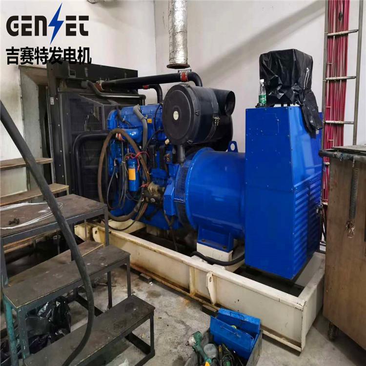 洪梅镇发电机租赁 GENSET吉赛特30至5000KW柴油发电机组出租24小时服务 快速配送