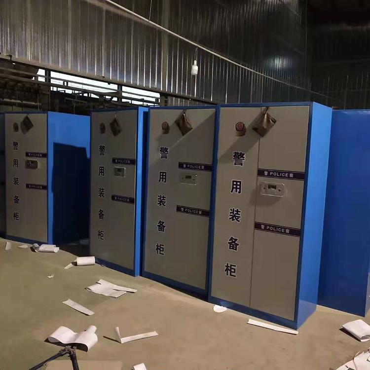 武器装备柜 保安装备柜 器械装备柜厂家 民旭