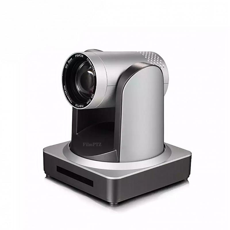 filmptz会议摄像机 云视讯视频会议网络直播SDI高清PTZ视频会议设备预置位云台摄像机演播室