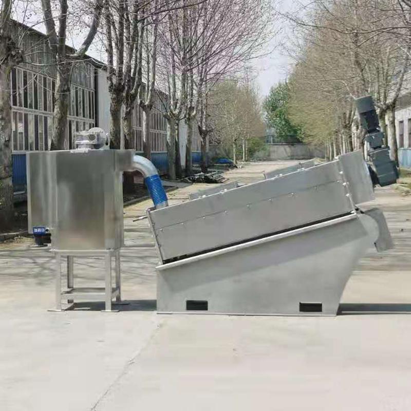 201叠螺式污泥脱水机 202叠螺式污泥脱水机 化工污泥叠螺机