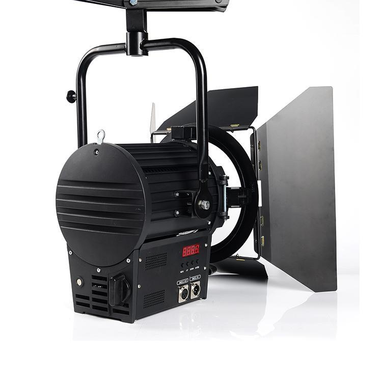 专业供应演播室LED聚光灯 摄像照明设备 坤克 质优价廉