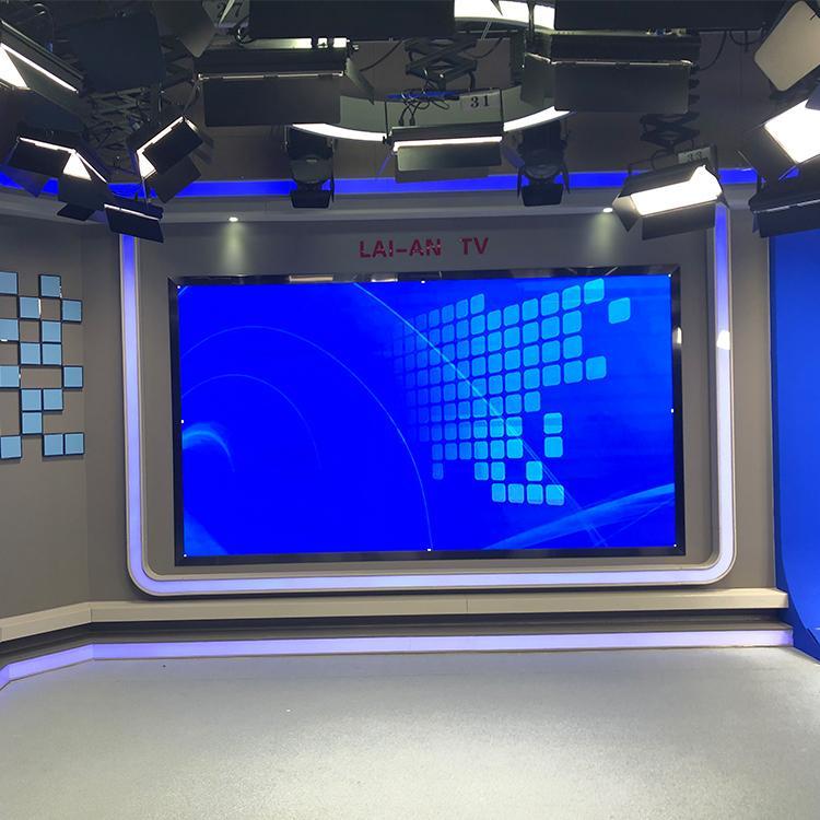 剧场虚拟演播室工程 河南演播室工程设计 坤克 欢迎电联