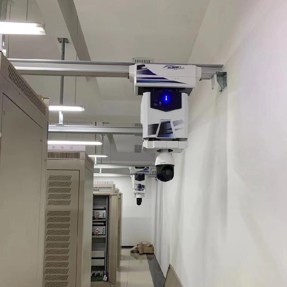 发源地fyd 厂家 变电站移动升降轨道自动巡检机器人 机房自动巡检轨道机器人