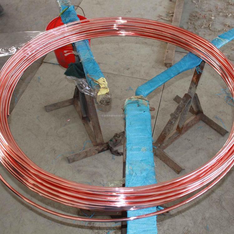 拓达现货供应防雷接地线防腐低阻镀铜圆线厂家供应