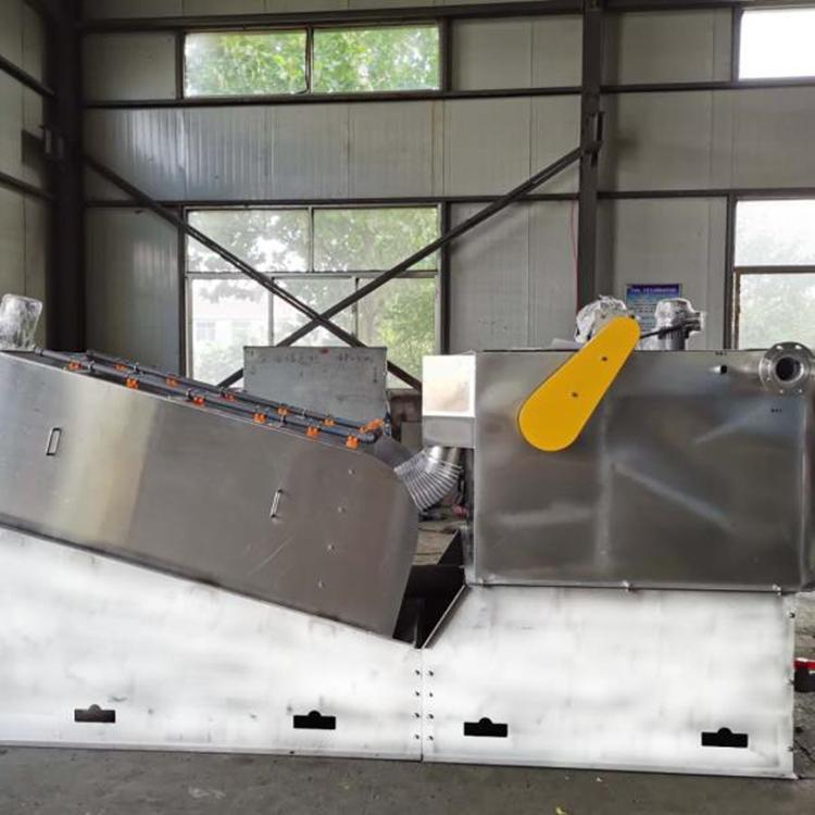叠螺污泥脱水机 叠螺 污泥压滤机 工业污泥脱水处理 叠螺污泥脱水机价格 锐腾