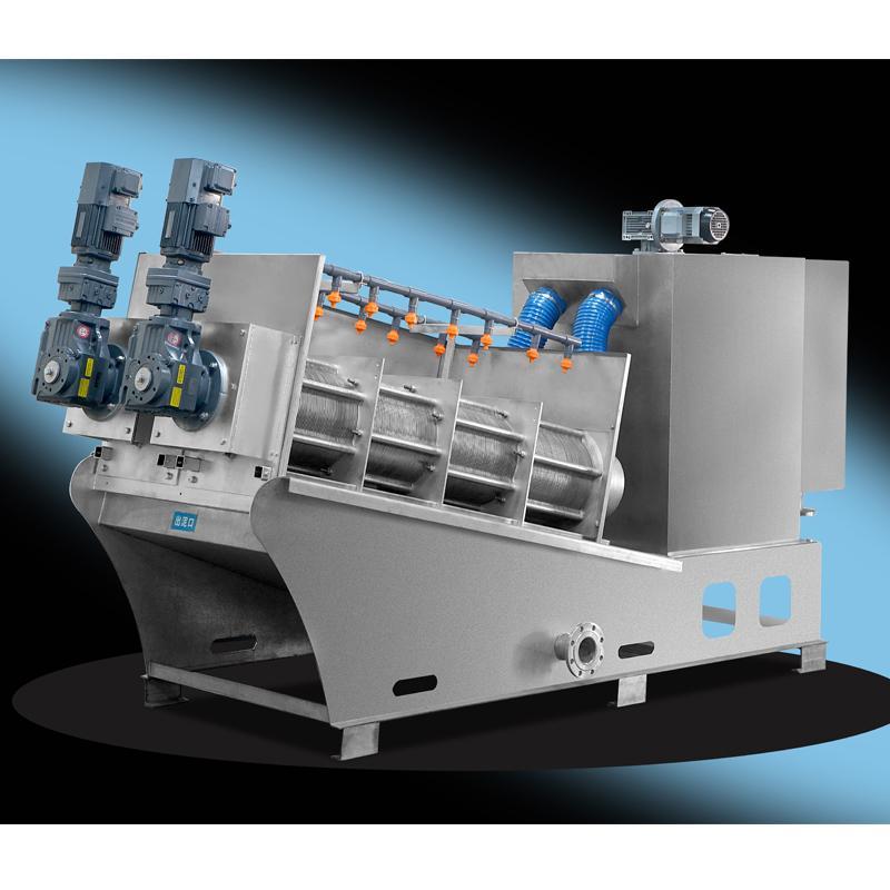 一体机污水处理设备 小型生活污水处理设备 医院污水处理设备叠螺机