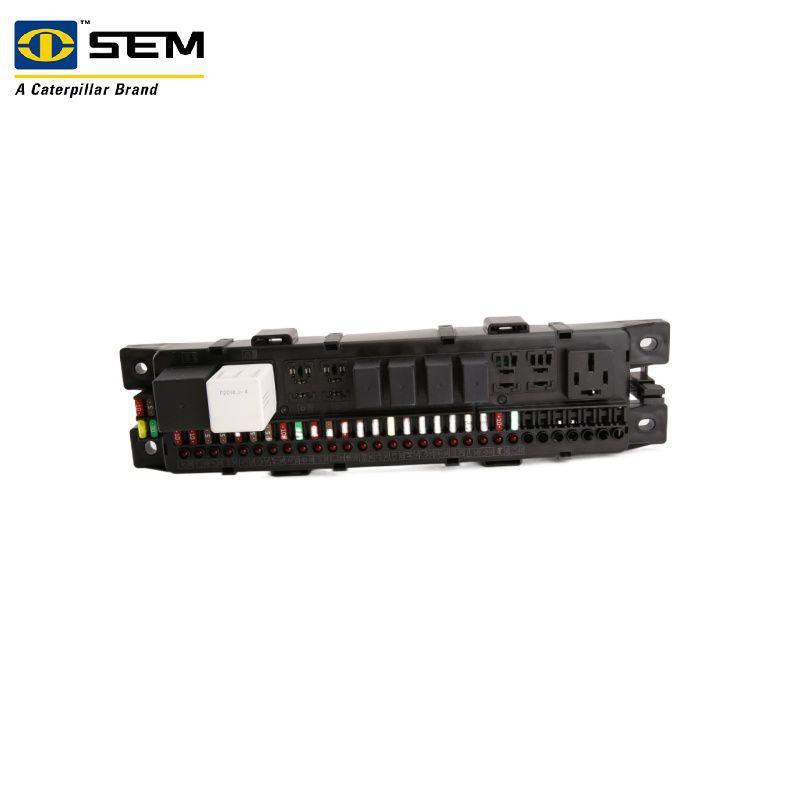 山工50装载机保险盒 SEM655D SEM656D装载机电气控制盒