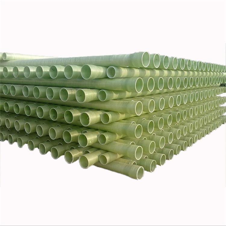 可定制宏丰 生产厂家供应玻璃钢输水管道电力管道玻璃钢法兰