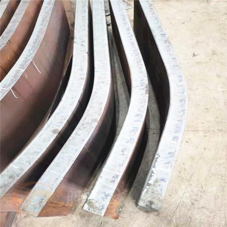 10-120mm超厚钢板折弯 厚钢板压弧 厚钢板卷圆 品质保证鹏诚