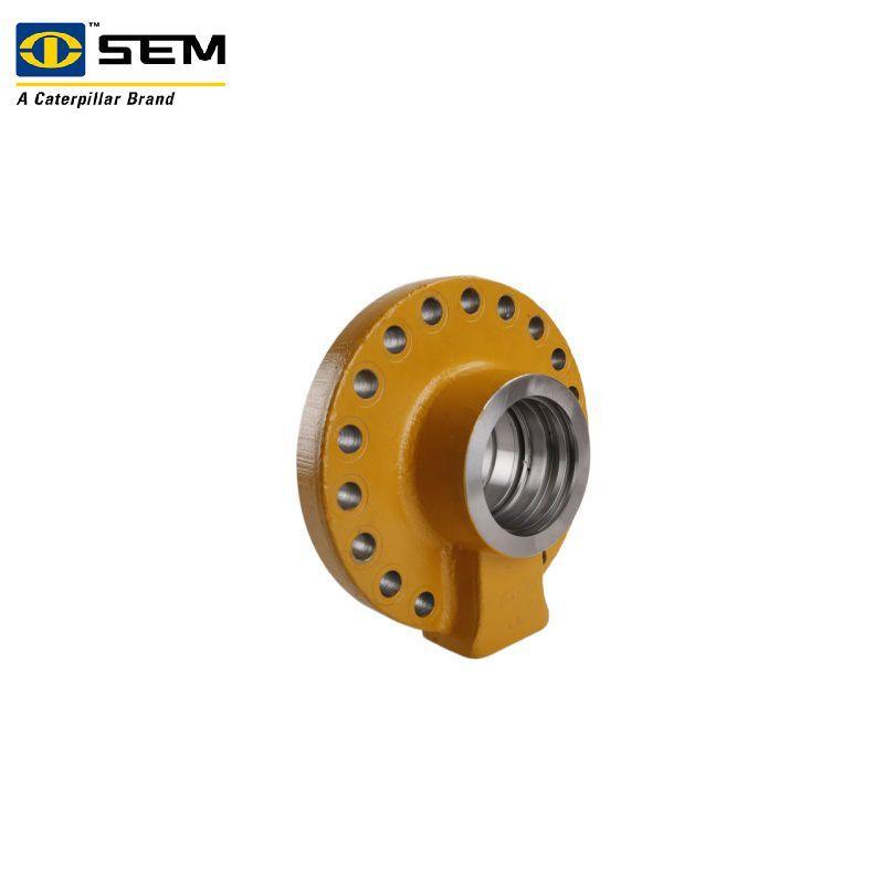 山工装载机液压缸盖 SEM653D SEM655D ZL50F-II 山工原厂配件