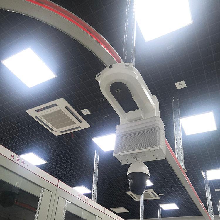 电力机房监控巡检识别机器人 轨道监控摄像 智能巡检机器人-发源地轨道机器人厂家