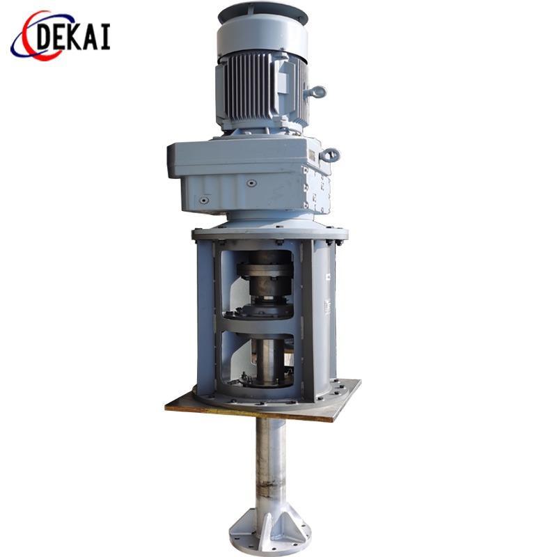 德凱脫硫攪拌器316不銹鋼攪拌器襯膠攪拌器