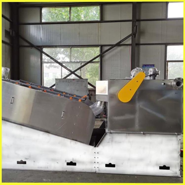 131型叠螺机 污泥叠螺机 叠螺脱水机 叠螺污泥脱水机 叠螺机零件 中宏博远