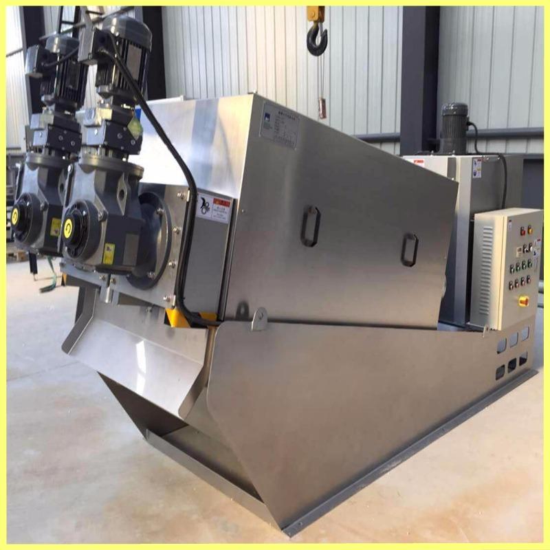 叠螺污泥脱水机 叠螺式污泥脱水机 源头工厂 锐腾环保
