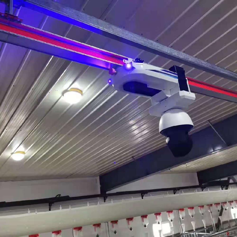 智能移动轨道巡检机器人-一体式巡检机器人-FYD移动升降轨道机器人-发源地轨道机器人厂家