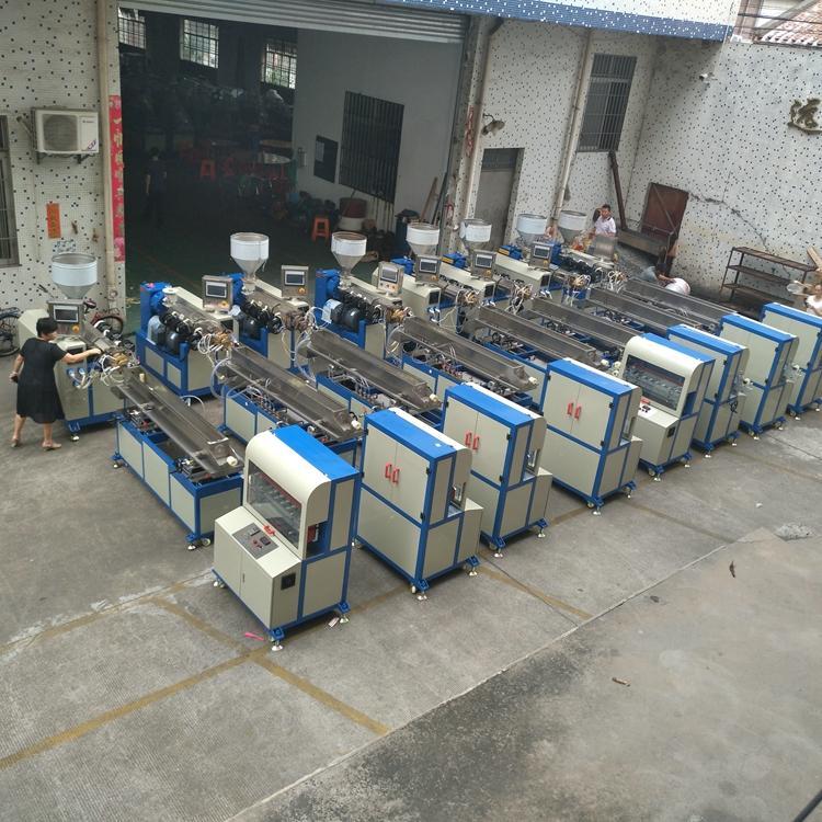 塑料管材设备 PFA管材设备 远锦塑机 管材生产线