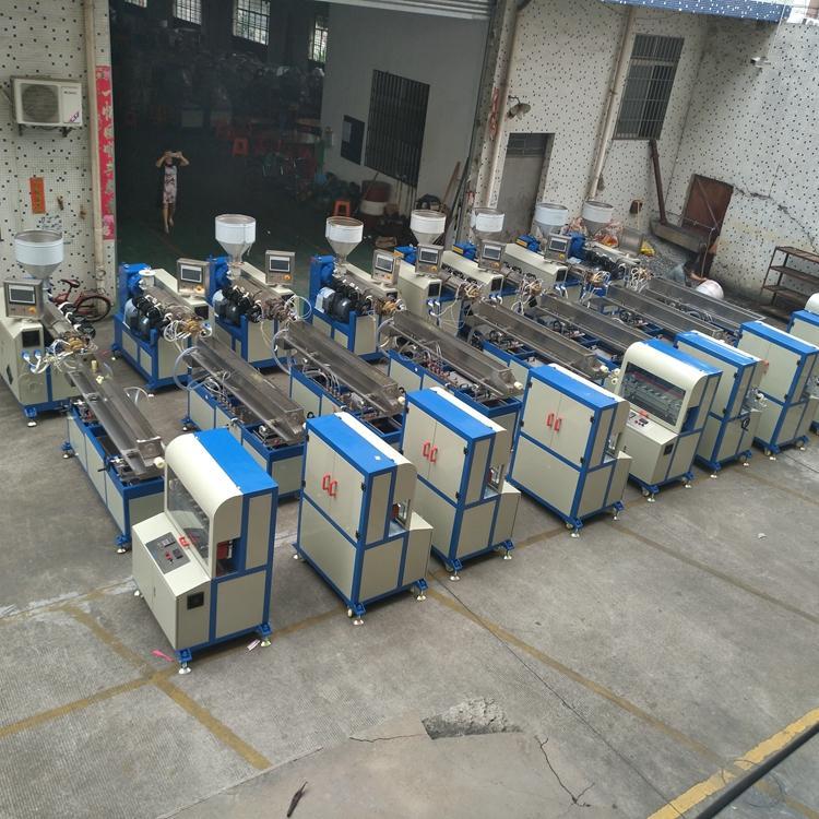 塑料管材设备 FEP管材设备 远锦塑机 塑料挤出机