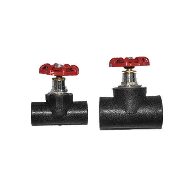 雨洋 厂家批发hdpe管件HDPE电熔管件现货