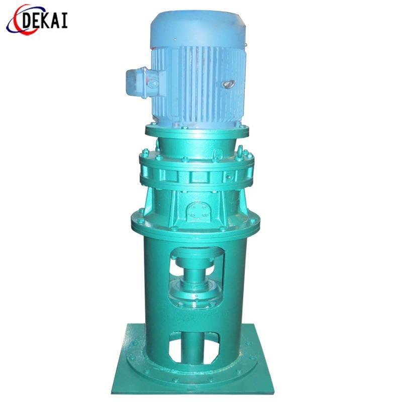 電廠脫硫攪拌器攪拌設備雙螺帶攪拌裝置設計 德凱 電廠攪拌裝置系列