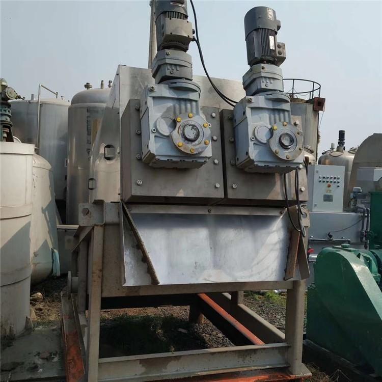 301脱水污泥叠螺机 大型叠螺机哪有卖 二手叠螺机厂家