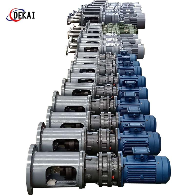 脫硫攪拌器旋轉攪拌裝置應用 德凱攪拌器 攪拌設備加工銷售
