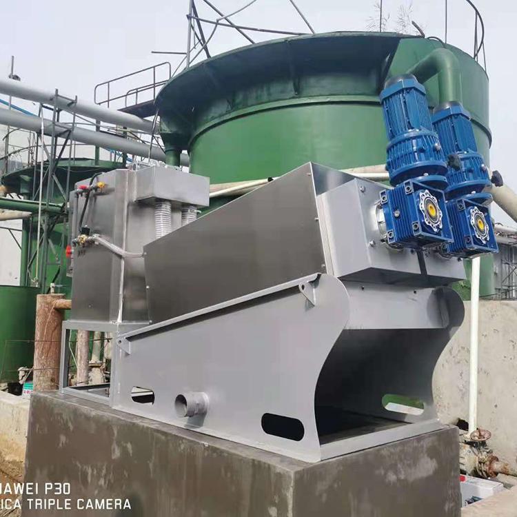 广东清理污泥设备 浓缩型污泥脱水机 精勇