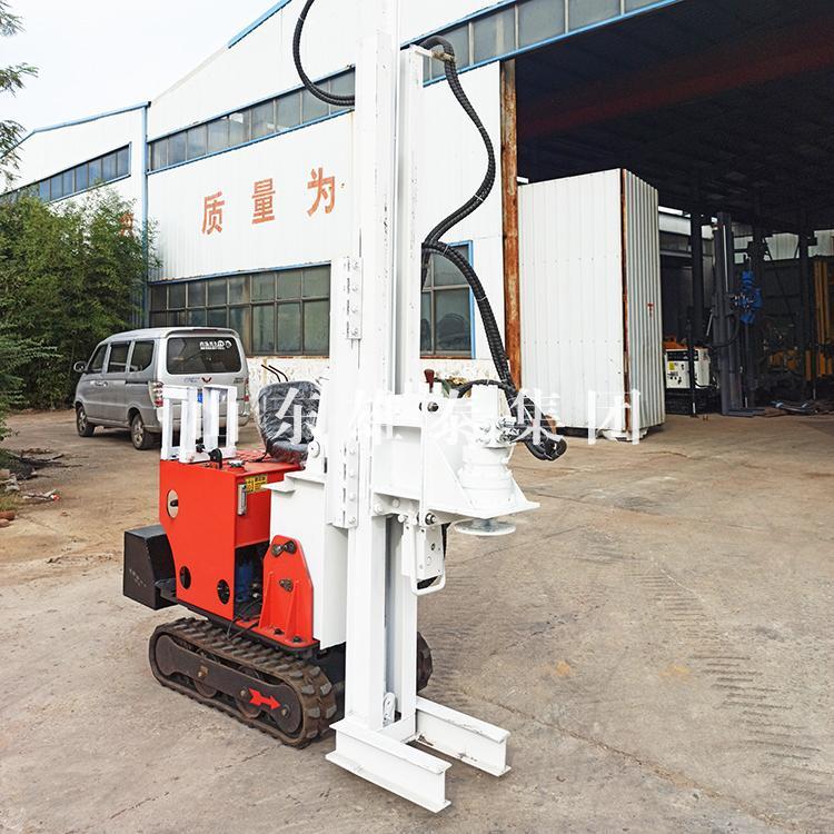 雄泰BZ-20TL液压取土钻机 履带式岩土工程勘察机 土壤环境取样机品质高
