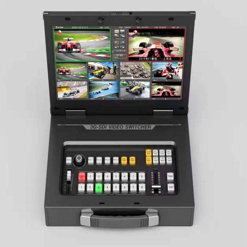 诚谊科技 CY-HD08 视频切换台8路高清切换台