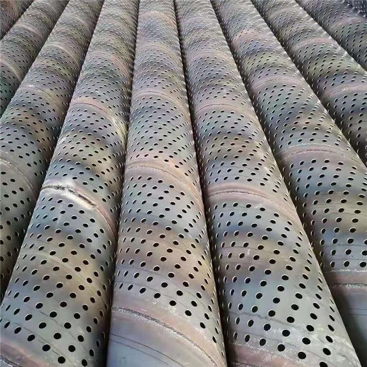 尚通达滤水管价格 深井滤水管 圆孔滤水管 螺旋滤水管 工厂销售