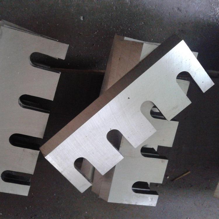 安徽恒峰厂家供应 削片机刀片 非标定制盘式木材削片机刀片 规格齐全