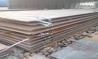 NM500耐磨钢板