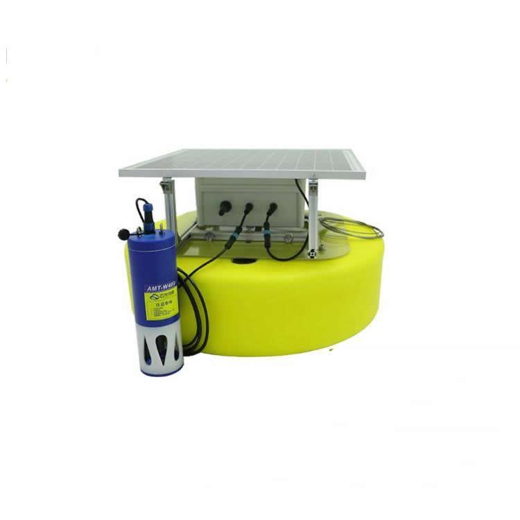 浮标监测站 水质浮标在线监测系统 水质常规五参数监测仪器 水质浮标在线监测微站 中农智造2196