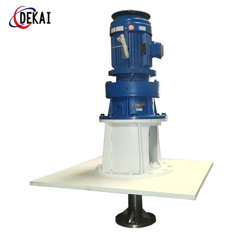 德州污水攪拌器原理 立式攪拌器定制 德凱 渦輪攪拌器產品不銹鋼攪拌器