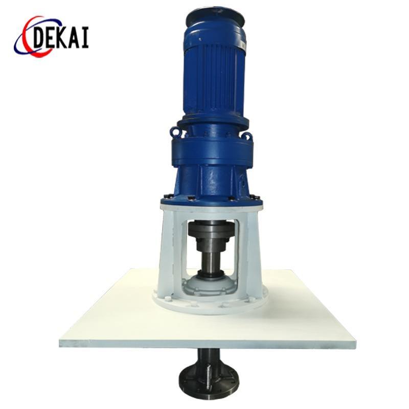 脫硫攪拌器旋轉攪拌裝置應用 德凱攪拌器 攪拌設備加工銷售工業攪拌器
