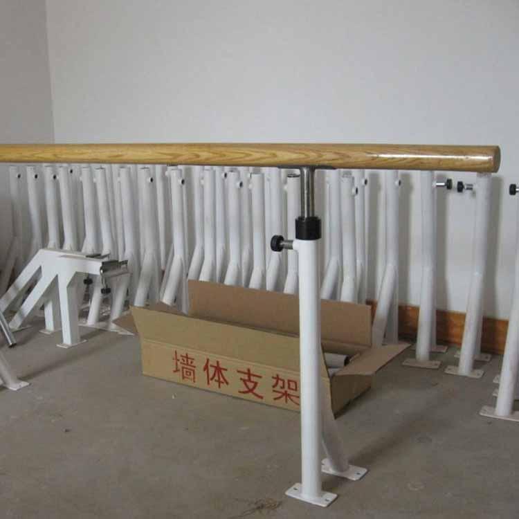 河北正茂体育 舞蹈把杆 室内舞蹈培训用品 训练舞蹈把杆 厂家生产 优质价廉 库存现货
