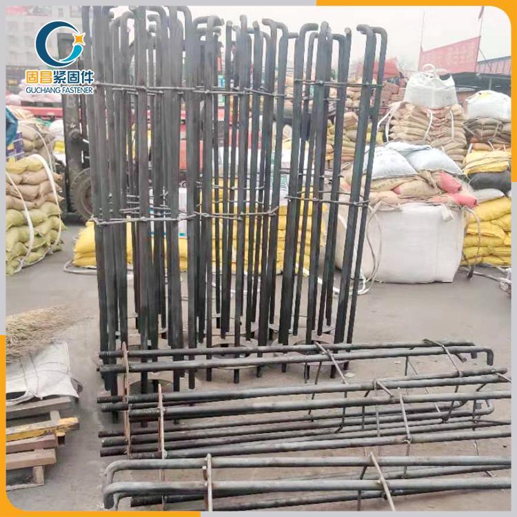 钢结构地脚螺栓 铁塔地脚螺栓 粘接地脚螺栓 固昌产地货源